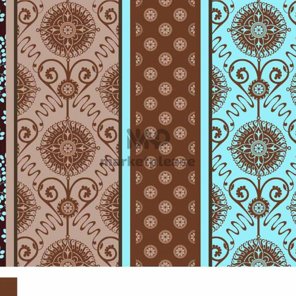 """Рулон ткани бязь """"1731 вид2"""" 150 см."""