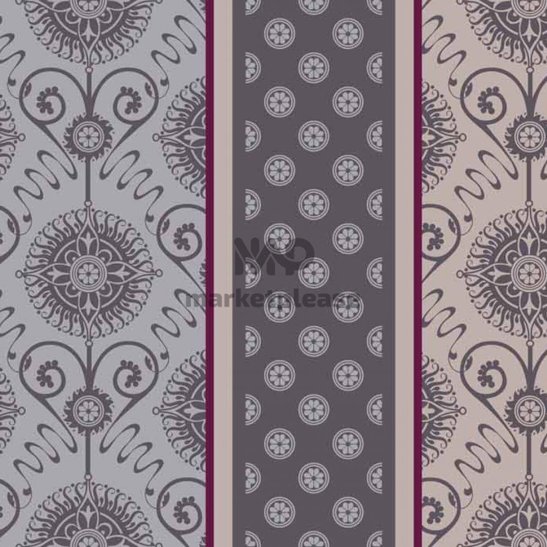 """Рулон ткани бязь """"1731 вид4"""" 150 см."""