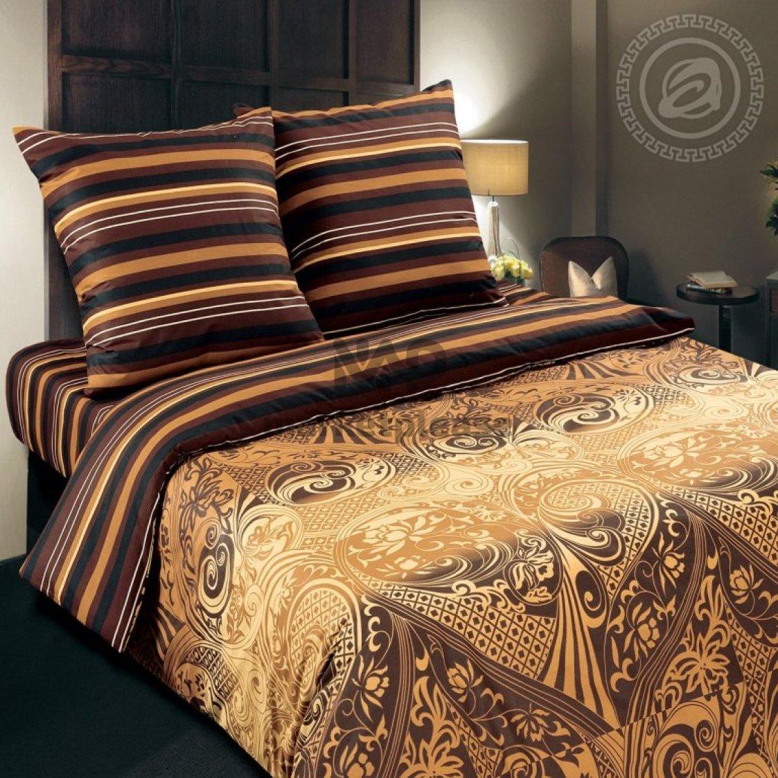 """Рулон ткани поплин """"Арабика"""" 220 см."""