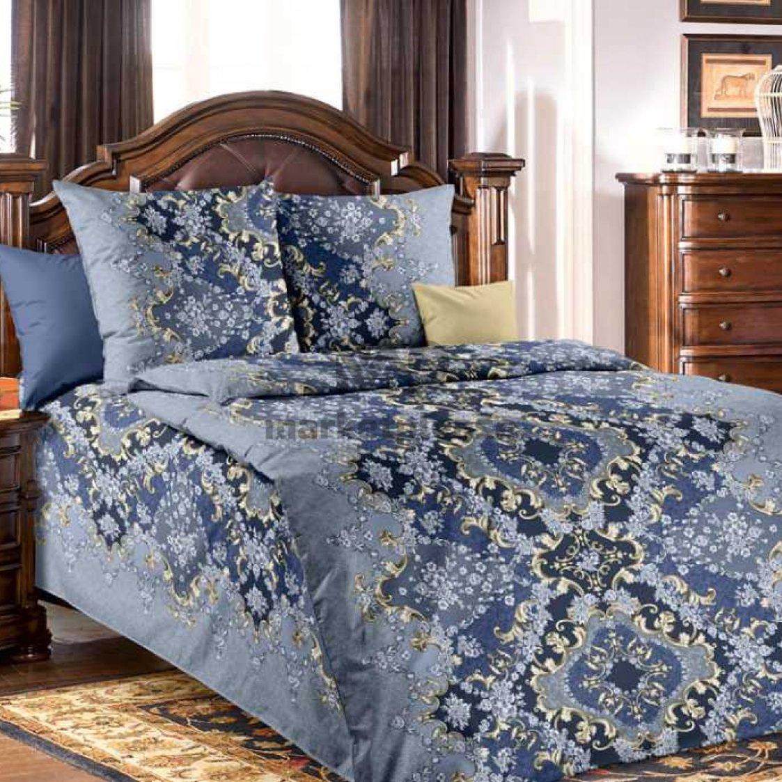 "Рулон ткани бязь ""Версаль 1"" 150 см."