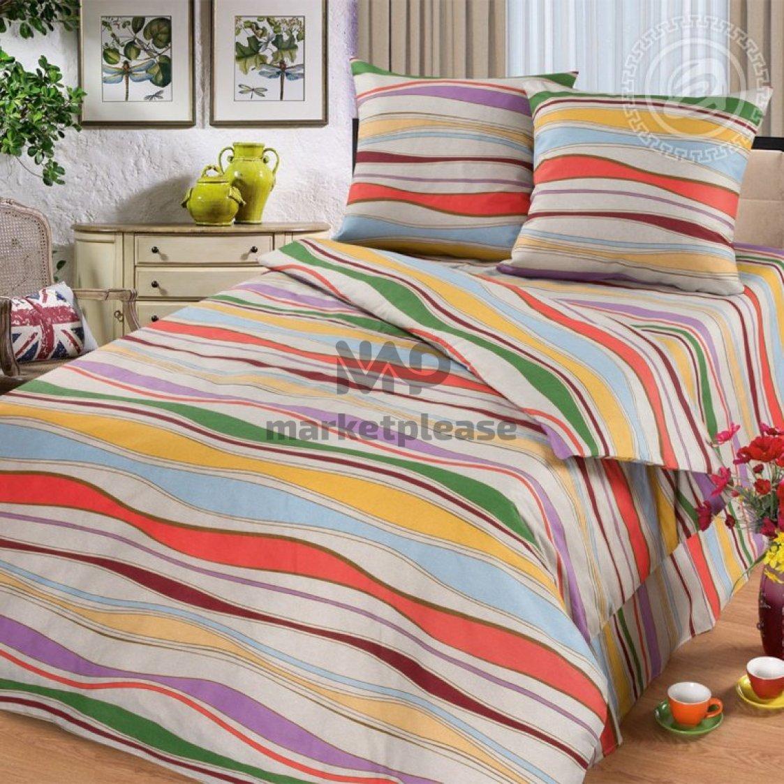 """Рулон ткани бязь """"Волна"""" 220 см."""
